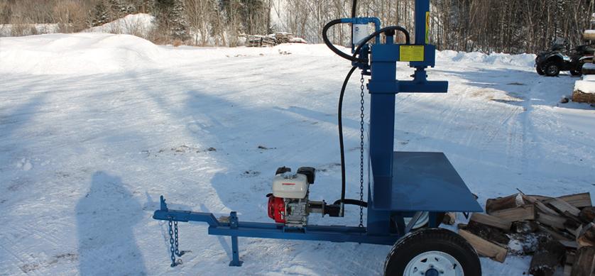 3 2 Buggy Splitter (Static Tow Behind), Wood Splitter, Firewood Splitter