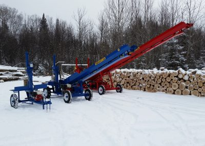 3 splitters 10 400x284 Overview Gallery, Firewood Splitter, Log Lift