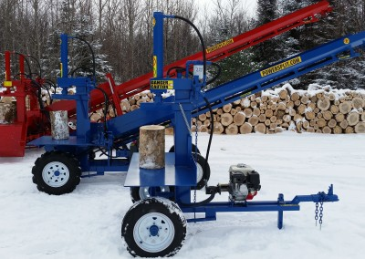 3 splitters 16 1 400x284 Overview Gallery, Firewood Splitter, Log Lift
