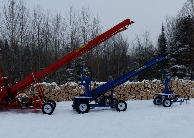 3 splitters 29 slider 400x284 Overview Gallery, Firewood Splitter, Log Lift