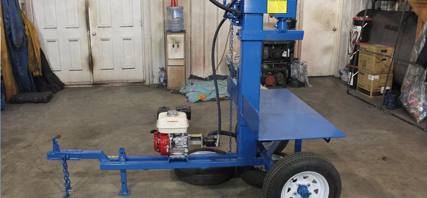 4 2 Buggy Splitter (Static Tow Behind), Wood Splitter, Firewood Splitter