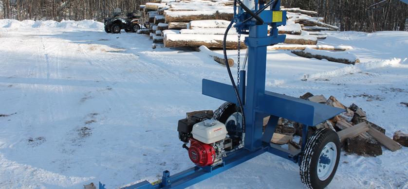 5 Buggy Splitter (Static Tow Behind), Wood Splitter, Firewood Splitter