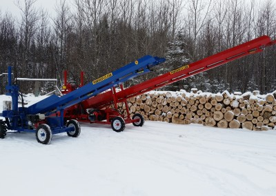 double and single 10 400x284 Overview Gallery, Firewood Splitter, Log Lift