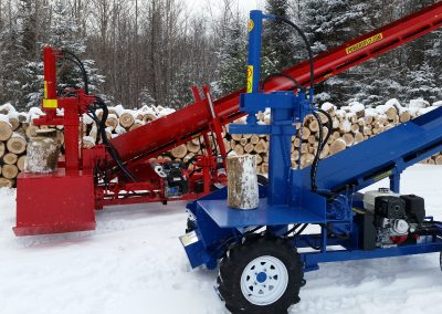 double and single 16 400x284 Overview Gallery, Firewood Splitter, Log Lift