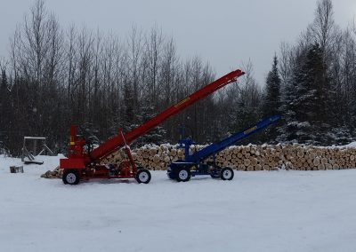 double and single 19 400x284 Overview Gallery, Firewood Splitter, Log Lift