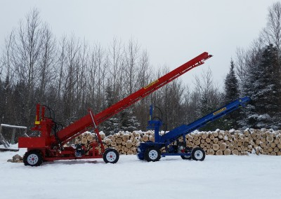 double and single 24 400x284 Overview Gallery, Firewood Splitter, Log Lift