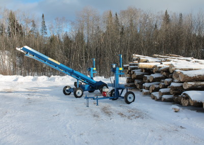 single and static 16 400x284 Overview Gallery, Firewood Splitter, Log Lift