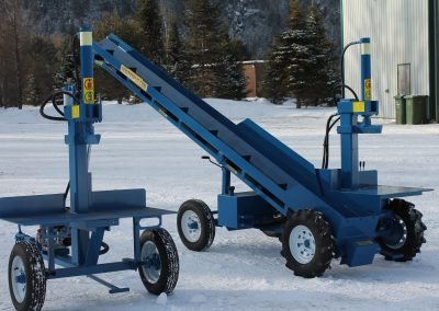 single and static1 400x284 Overview Gallery, Firewood Splitter, Log Lift