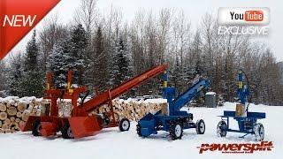 full line of firewood splitter Wood Splitter Videos, Wood Splitter Reviews, Firewood