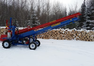 double and single 11 400x284 Overview Gallery, Firewood Splitter, Log Lift