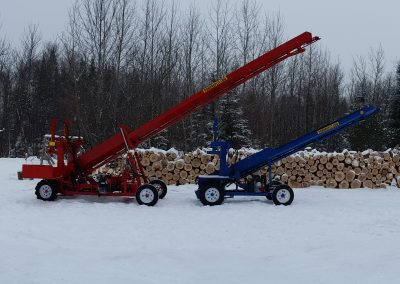 double and single 26 400x284 Overview Gallery, Firewood Splitter, Log Lift