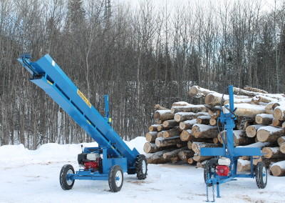 single and static 11 400x284 Overview Gallery, Firewood Splitter, Log Lift