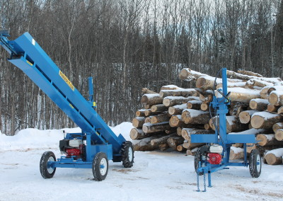single and static 13 400x284 Overview Gallery, Firewood Splitter, Log Lift