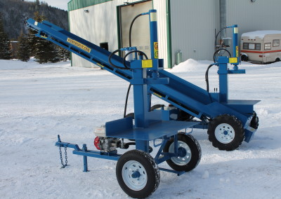 single and static 4 400x284 Overview Gallery, Firewood Splitter, Log Lift