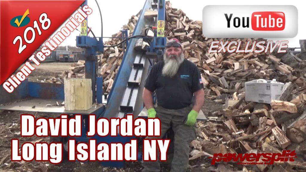 David Jordan Long Island NY 1024x576 Wood Splitter Videos, Wood Splitter Reviews, Firewood